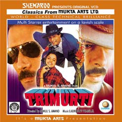 Trimurti 1995 Hindi Movie Watch Online