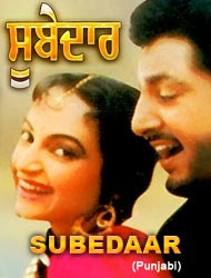 Subedaar (1995 - movie_langauge) - Upasna Singh, Gurudas Mann, Yograj, Atro Chatro, Darshan Bagga
