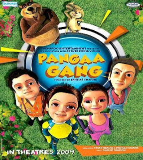 Pangaa Gang (2010) - Hindi Movie