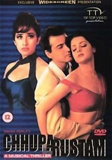 Chhupa Rustam: A Musical Thriller 2001 Hindi Movie Watch Online