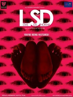 LSD: Love Sex Aur Dhokha 2010 Hindi Movie Watch Online