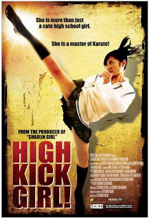 High Kick Girl 2009 Hollywood Movie Watch Online