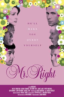 Mr. Right 2009 Hollywood Movie Watch Online