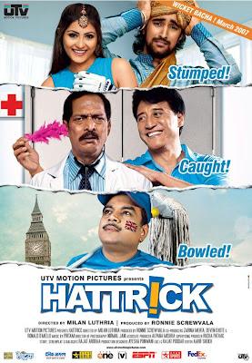 Hattrick (2007) - Hindi Movie