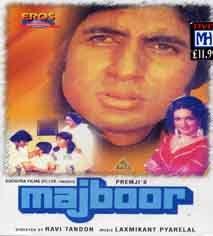 Majboor (1974)