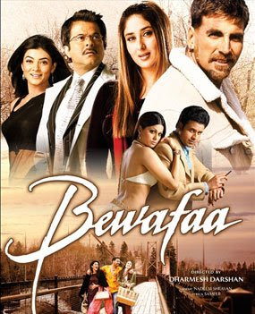Bewafaa (2005) - Hindi Movie