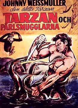 Tarzan and the Mermaids Movie