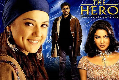 The Hero 2003 Hindi Movie Watch Online