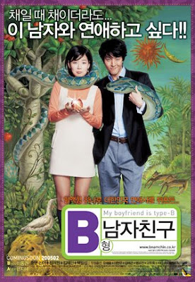 My Boyfriend Is Type B 2005 South Korean Movie Watch Online