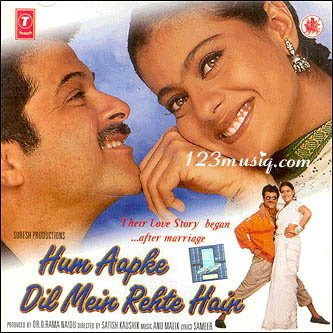 Hum Aapke Dil Mein Rehte Hain (1999) - Hindi Movie