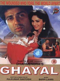 Ghayal 1990 Hindi Movie Watch Online