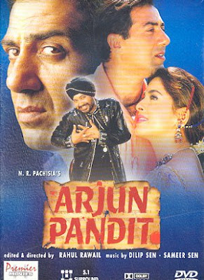 arjun pundit hindi movie