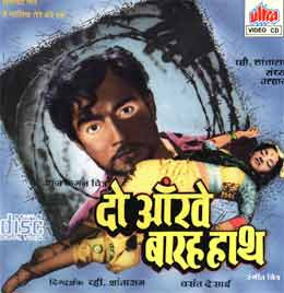 Do Ankhen Barah Haath 1957 Hindi Movie Watch Online