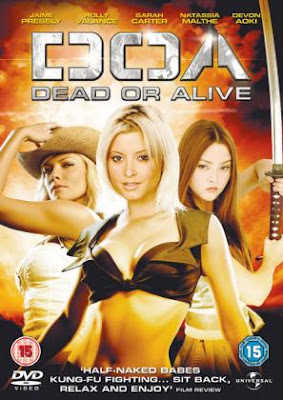 DOA: Dead or Alive 2006 Hindi Dubbed Movie Watch Online