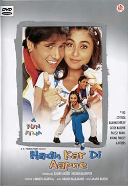 Hadh Kar Di Aapne 2000 Hindi Movie Download