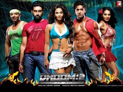 Dhoom 2 2006 Hindi Movie in Telugu Watch Online