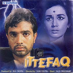 Ittefaq 1969 Hindi Movie Watch Online
