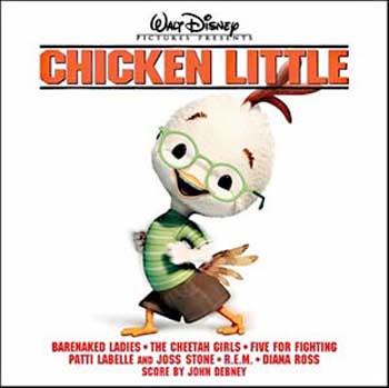 Chicken Little 2005 Hindi Dubbed Movie Watch Online
