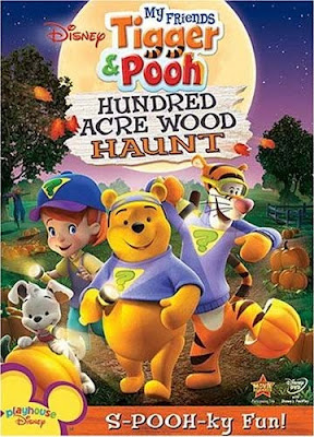 My Friends Tigger and Pooh: The Hundred Acre Wood Haunt 2008 Hollywood Animation Movie Watch Online