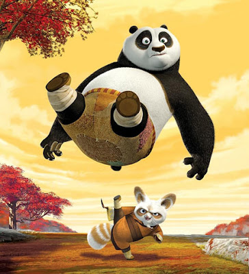Kung Fu Panda: Secrets of the Furious Five 2008 Hollywood Animation Movie Watch Online