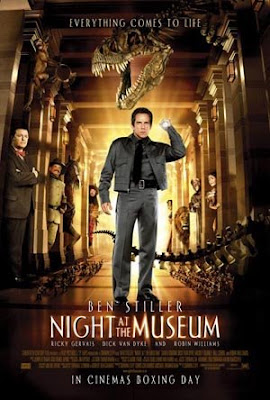 Night at the Museum 2006 Hollywood Movie in Hindi Download