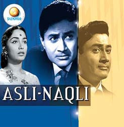Asli Naqli 1962 Hindi Movie Watch Online