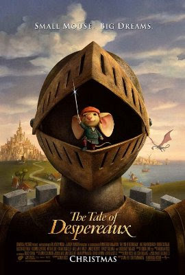 The Tale of Despereaux 2008 Hollywood Movie Watch Online