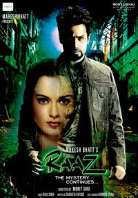 Raaz: The Mystery Continues (2009) - Hindi Movie