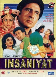 Insaniyat 1994 Hindi Movie Watch Online