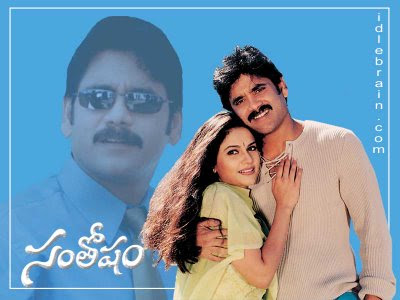 Santosham 2002 Telugu Movie Watch Online