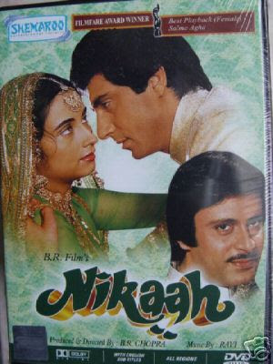 Nikaah 1982 Hindi Movie Watch Online