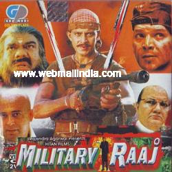 Military Raaj 1998 Hindi Movie Watch Online