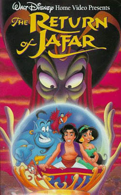 The Return of Jafar 1994 Hindi Dubbed Animation Movie Watch Online