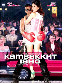 Kambakkht Ishq 2009 Hindi Movie Watch Online