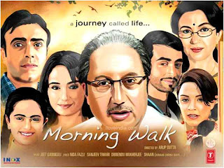 Morning Walk 2009 Hindi Movie Watch Online