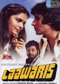 Laawaris 1981 Hindi Movie Watch Online