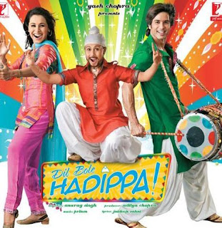 Dil Bole Hadippa! 2009 Hindi Movie Watch Online
