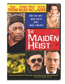 Watch The Maiden Heist  Hollywood Movie Online