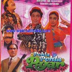 Pehla Pehla Pyar 1994 Hindi Movie Watch Online