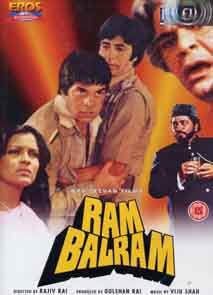 Ram Balram (1980) - Hindi Movie