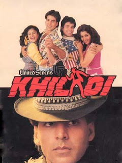 Khiladi 1992 Hindi Movie Watch Online