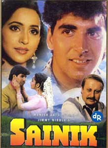 Sainik 1993 Hindi Movie Watch Online