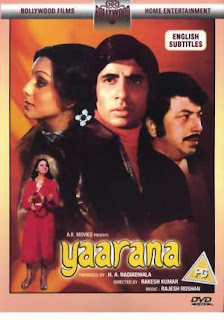 Yaarana 1981 Hindi Movie Watch Online