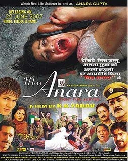 Miss Anara 2007 Hindi Movie Watch Online
