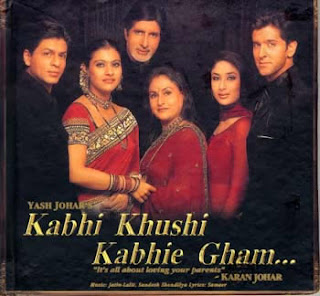 Kabhi Khushi Kabhie Gham... 2001 Hindi Movie Watch Online