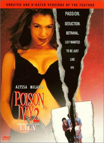 poison ivy movie poster. Poison Ivy II 1996 Hollywood