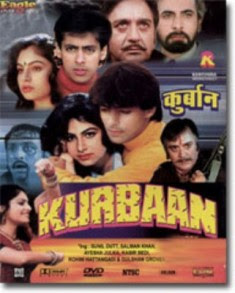 Kurbaan 1991 Hindi Movie Watch Online