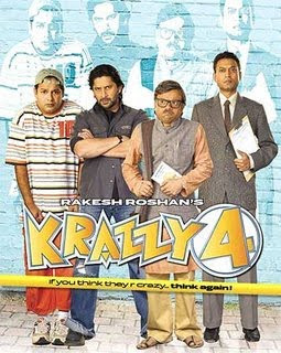 Krazzy 4 2008 Hindi Movie Watch Online