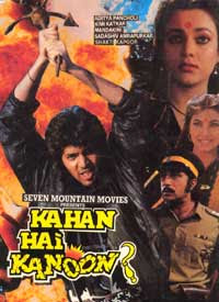 Kahan Hai Kanoon 1989 Hindi Movie Watch Online