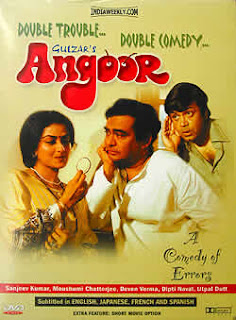 Angoor 1982 Hindi Movie Watch Online